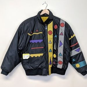 foxrun Jackets & Coats - Reversible Down Puffer Jacket